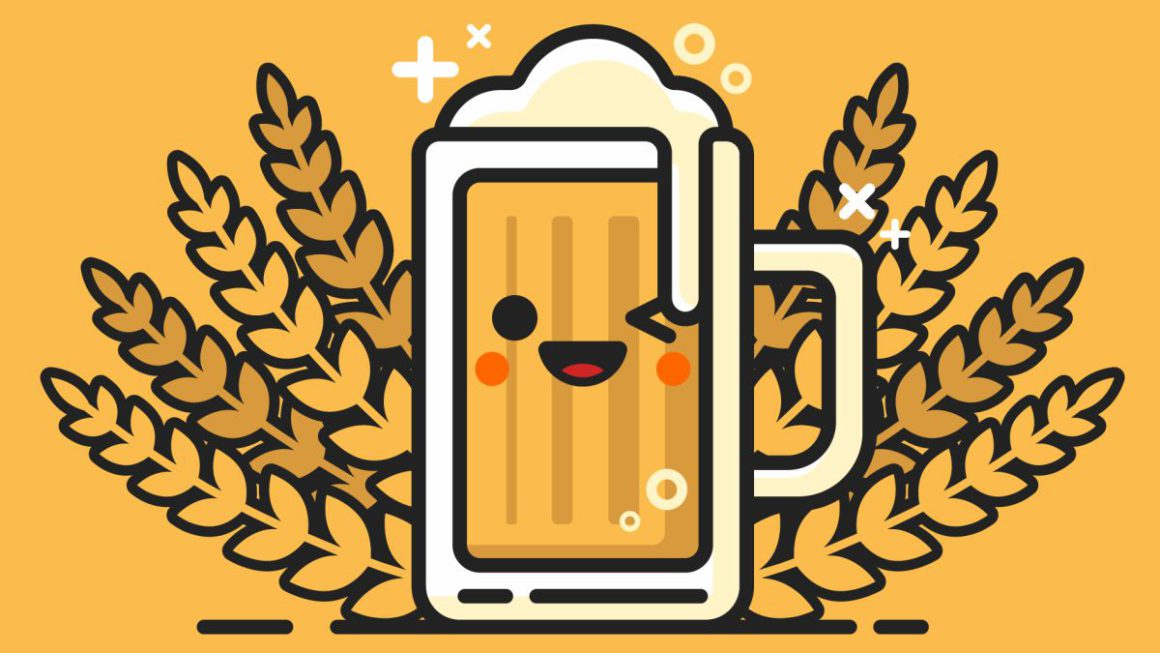 La cerveza, culpable de romper un 11,4% de los móviles según una encuesta