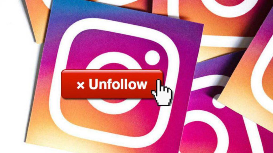 Apps para saber quien ha dejado de seguirte en Instagram y Twitter con un unfollow