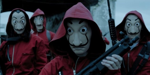 La Casa de Papel presented its new characters and the one that attracted the most attention is Rafael
