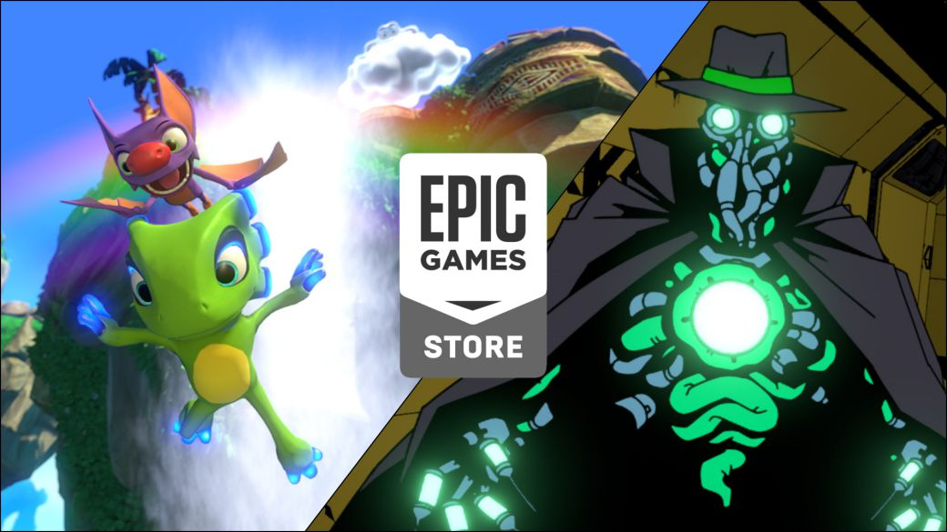 Yooka-Laylee and Void Bastards, new free games on the Epic Games Store;  how to download