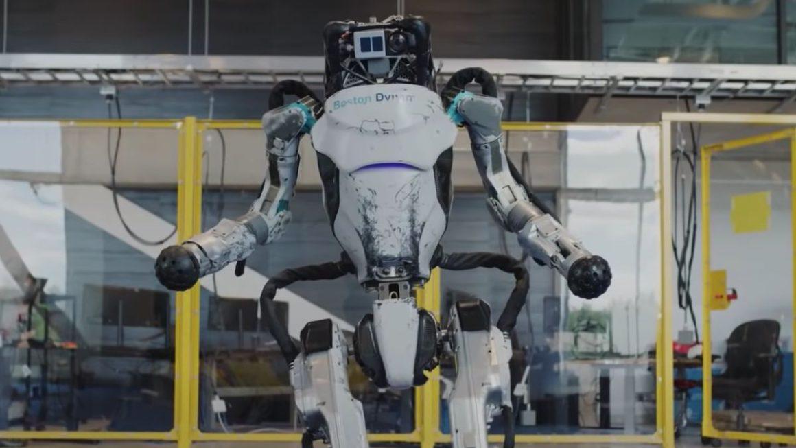 Robots que hacen Parkour: Boston Dynamics se supera de nuevo