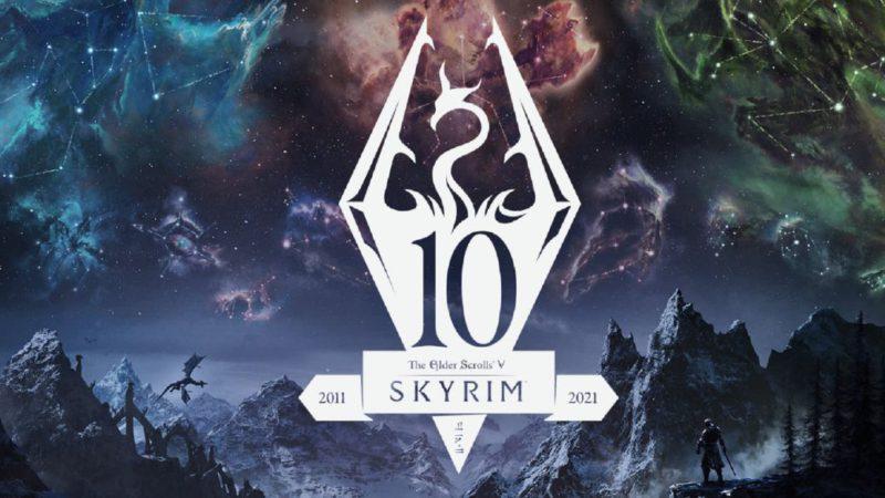The Elder Scrolls V: Skyrim announces Anniversary Edition and confirms next gen update