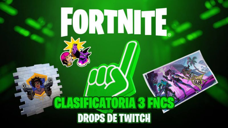 FNCS Fortnite Season 7, Ranked 3: dates, times and how to get Twitch drops