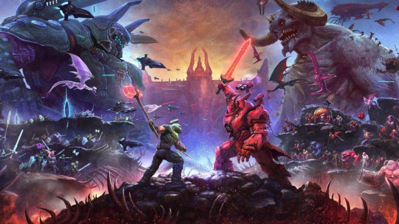 DOOM Eternal: The Ancient Gods Part 2 ya tiene fecha en Nintendo Switch