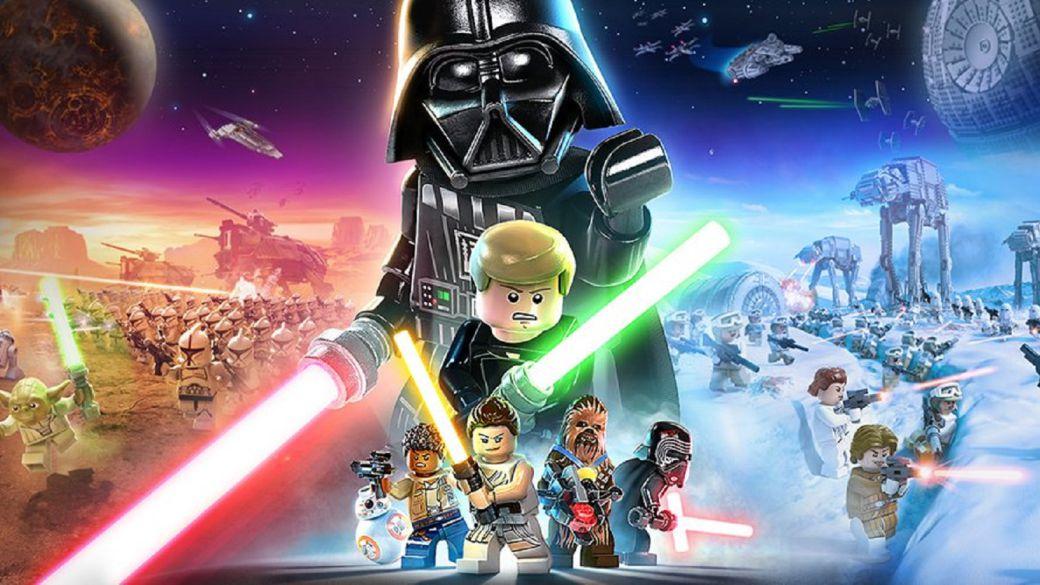 LEGO Star Wars The Skywalker Saga da señales: nuevo gameplay en Gamescom Opening Night Live