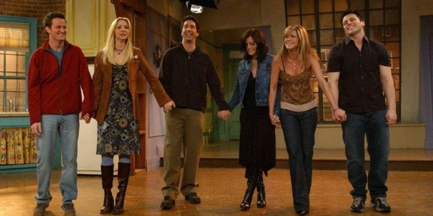 Friends: the lavish sum that the cast earns for the repetitions of the series