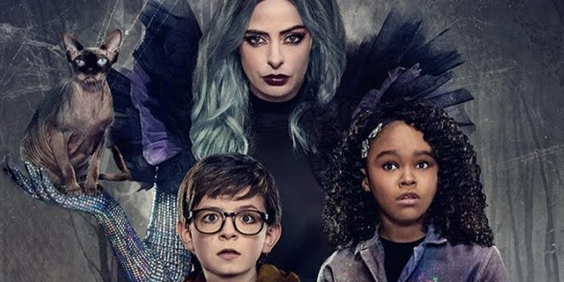 Netflix bets on child terror and releases the Nightbooks trailer