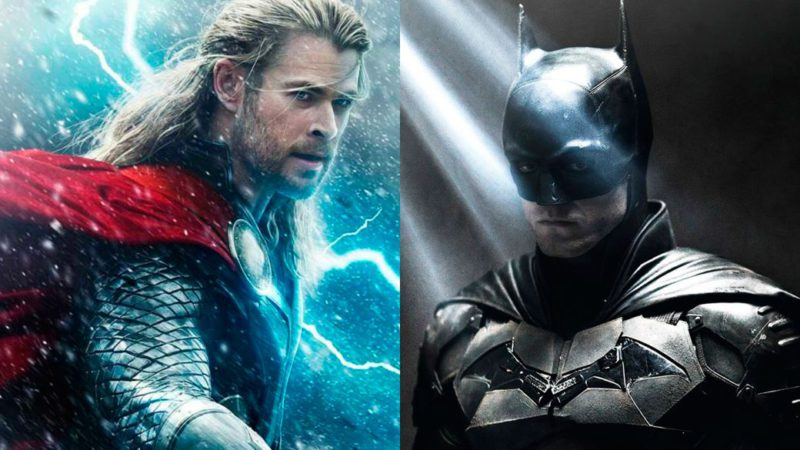 The salaries of Chris Hemsworth for Thor Love and Thunder and Robert Pattinson for the Batman revealed