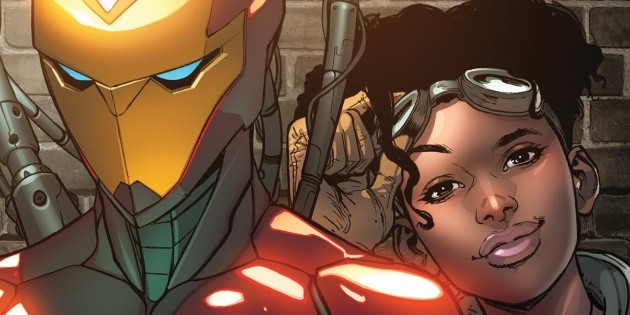 Ironheart will appear for the first time in Black Panther 2