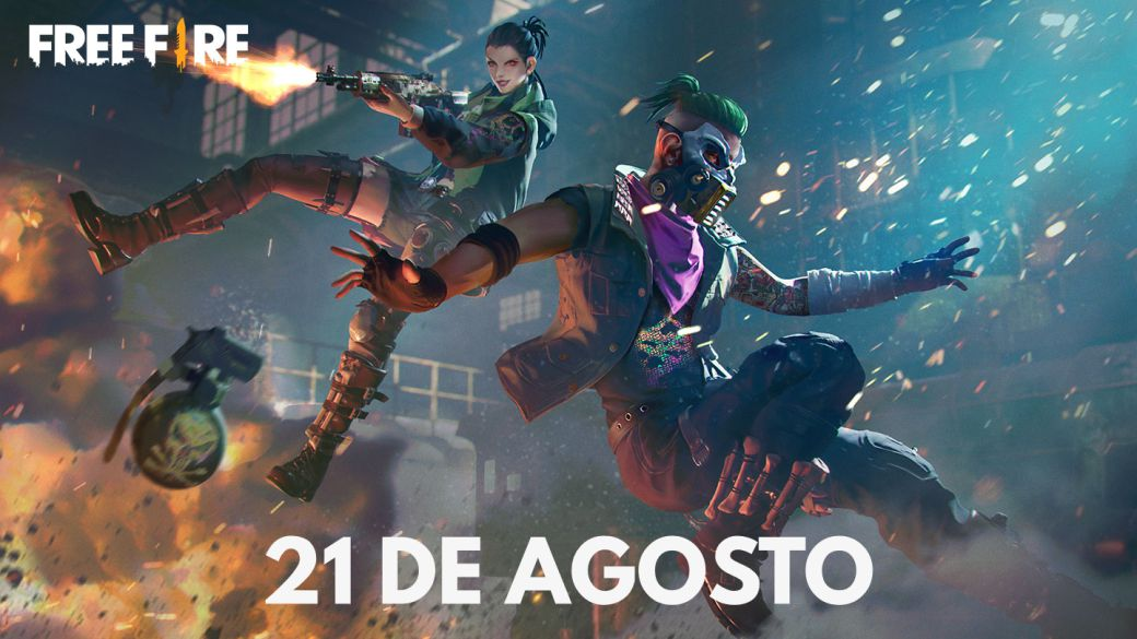Today's Free Fire Codes August 21, 2021;  all free rewards