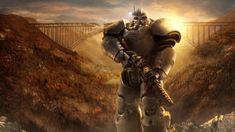 Fallout 76 dates its next update, Fallout Worlds