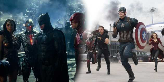 The Least Thought Crossover: Are We Ready for a Marvel / DC Movie?