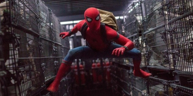 The Marvel star who dressed up as Spider-Man at children's parties