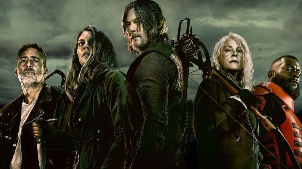 The Walking Dead - Season 11;  when it opens, trailers and where to see