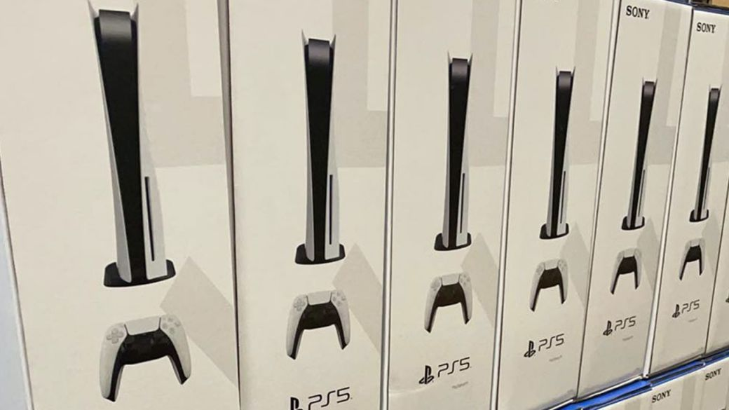 PS5: the new revised model is already beginning to be seen in Australian stores