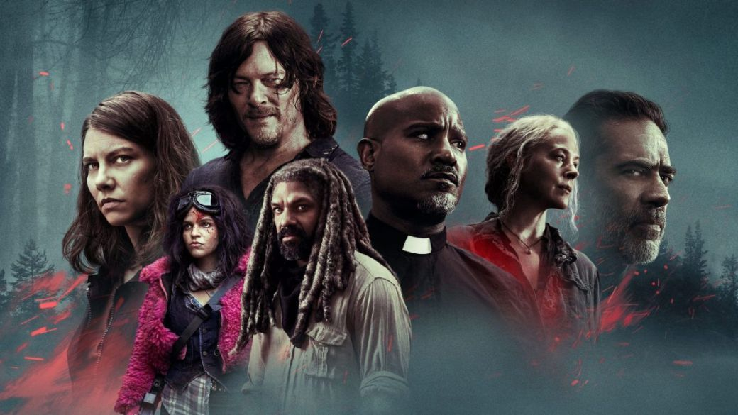 The Walking Dead - Season 11 (Part 1): release date of all chapters