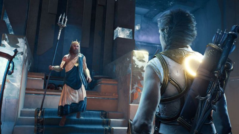 Assassin's Creed Odyssey will run at 60 FPS on Xbox Series X / S and PS5