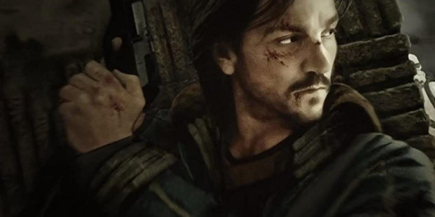 The Star Wars series starring Diego Luna has finished filming