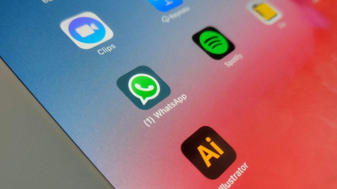 WhatsApp podría llegar por fin a iPad en formato app