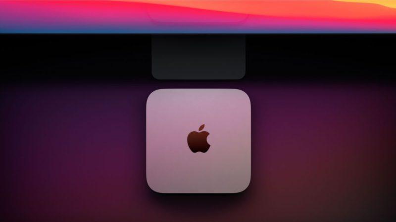 El nuevo Mac Mini con un nuevo chip M1 podría llegar muy pronto