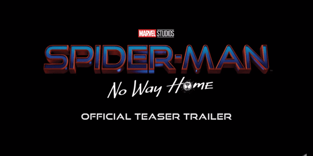 """It's here!  VIDEO: official trailer for """"Spider-Man: No Way Home"""""""