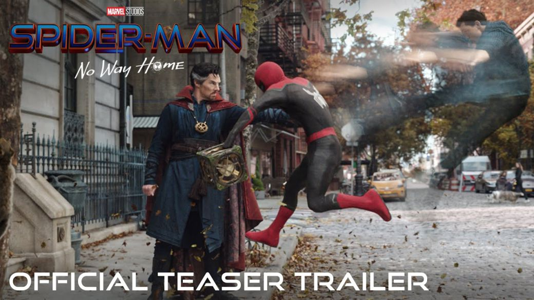 Spider-Man: No Way Home |  First official trailer in HD