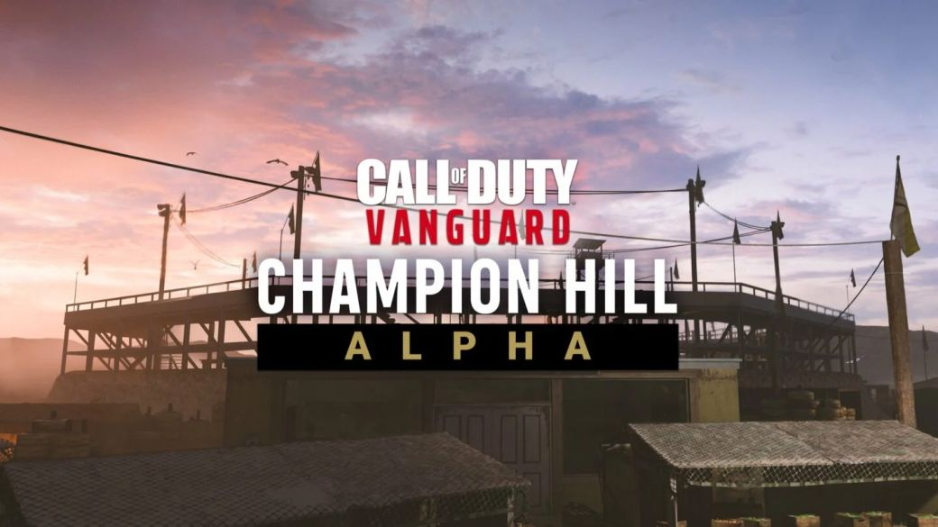 Call of Duty: Vanguard Alpha removes Activision logo for first time in series