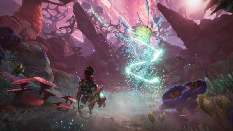 The Gunk returns to adventure with a first gameplay trailer and announces date