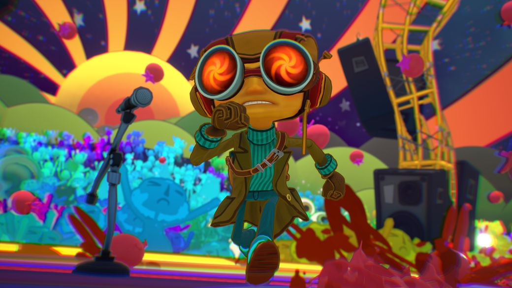 Psychonauts 2 Celebrates Its Premiere With This Launch Trailer;  the adventure begins