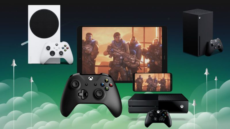 Xbox consoles will receive the game in the cloud (xCloud) at Christmas