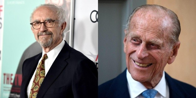 The Crown: the first images of Jonathan Pryce as Philip of Edinburgh were leaked