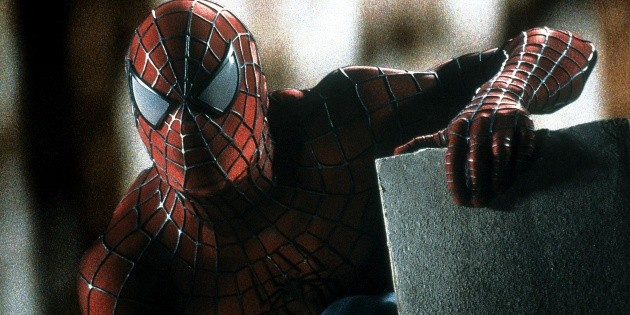 Tobey Maguire is Spider-Man again: this is how one of his most remembered scenes was made