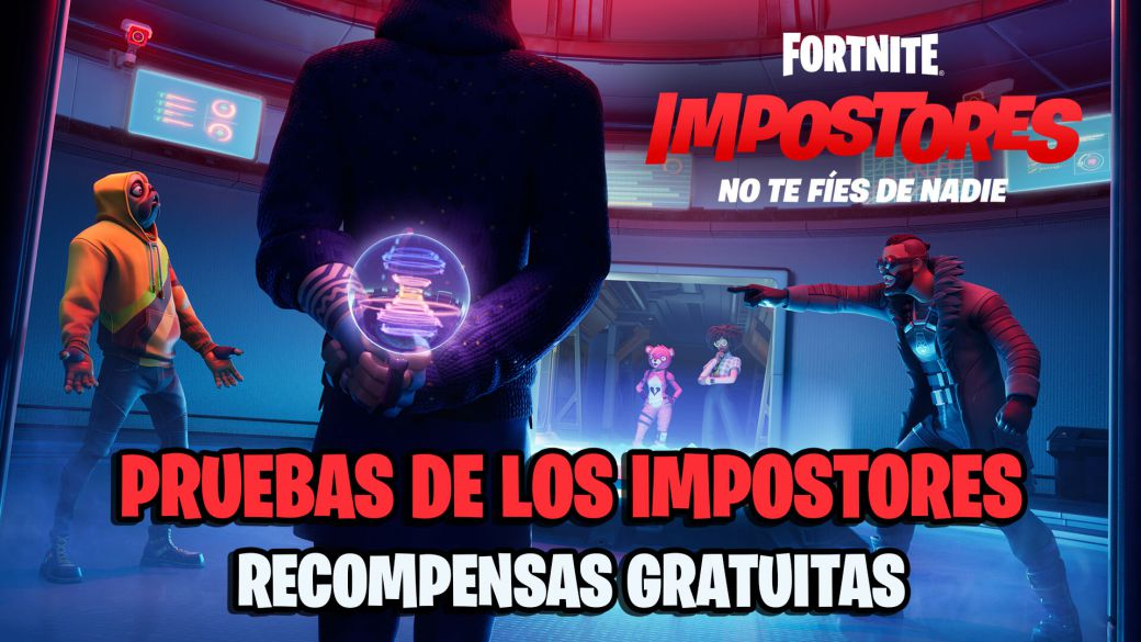 Trials of Imposters in Fortnite: how to get free rewards