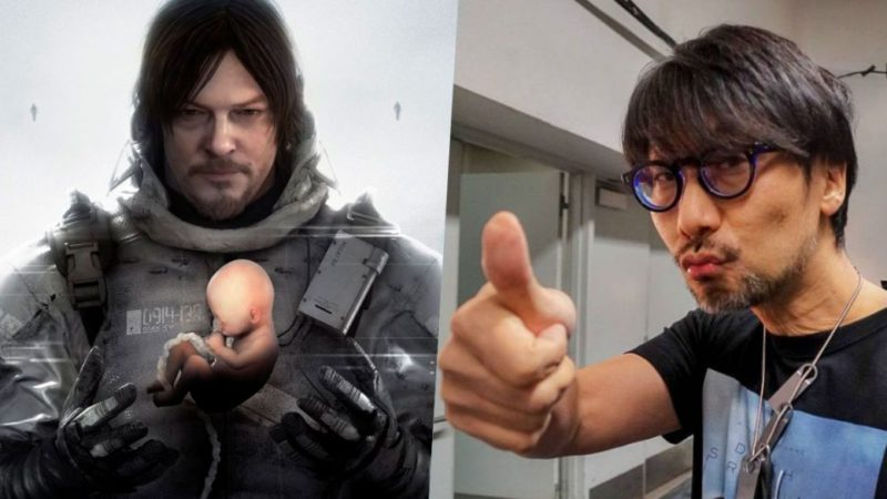 """Kojima will keep playing games until his brain loses """"creative power."""""""
