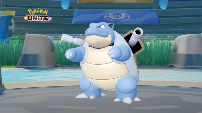 Pokémon Unite to incorporate Blastoise in September