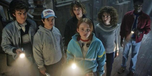 Netflix confirms when the full trailer for Stranger Things 4 arrives