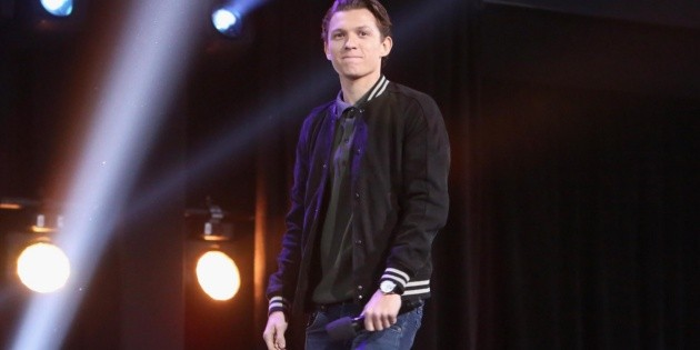 Tom Holland joined Disney in the least expected way amid the Spider-Man craze