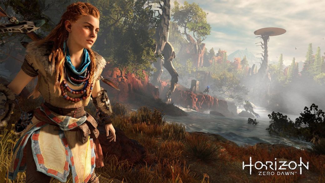 Horizon Zero Dawn gets a patch to run at 60 FPS on PS5