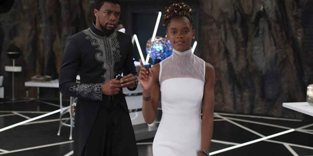 Is your participation in danger?  Letitia Wright crashed on the set of Black Panther 2