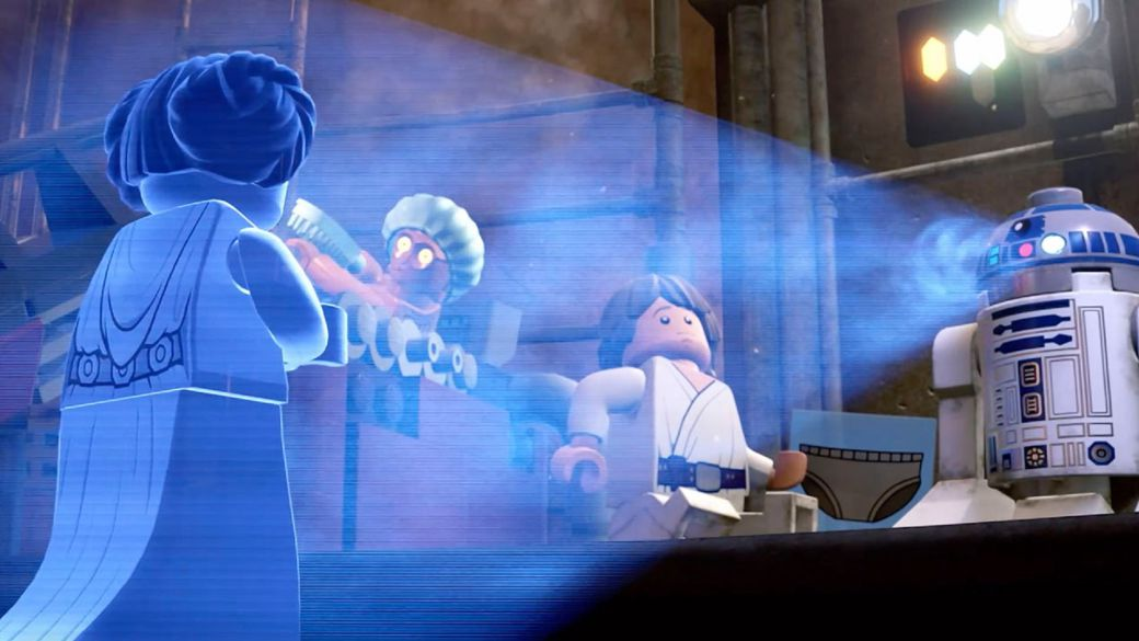 LEGO Star Wars: the Skywalker Saga reappears with release date and trailer