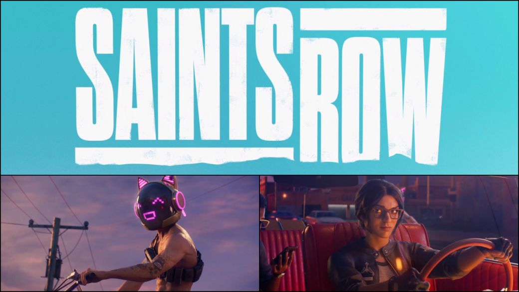Saints Row is back: the reboot of the saga returns in 2022;  confirmed date
