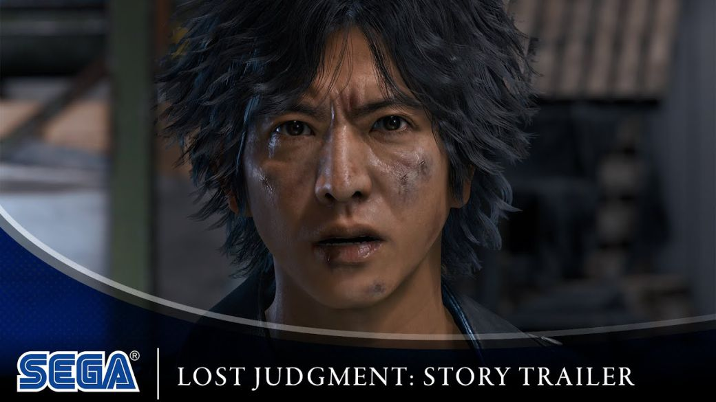 Lost Judgment |  New trailer of his story in Spanish
