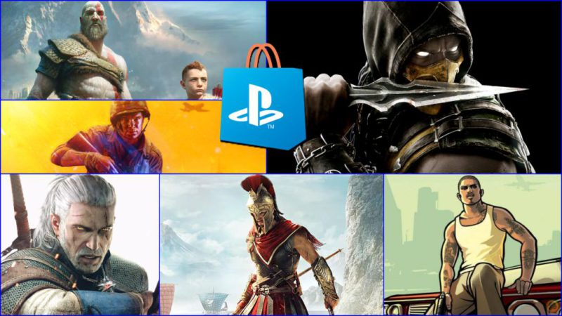 PS5 and PS4 offers: dozens of essential games for less than 20 euros