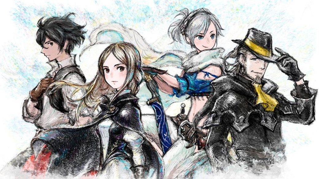 Bravely Default 2 confirms date on Steam through a new trailer: requirements on PC