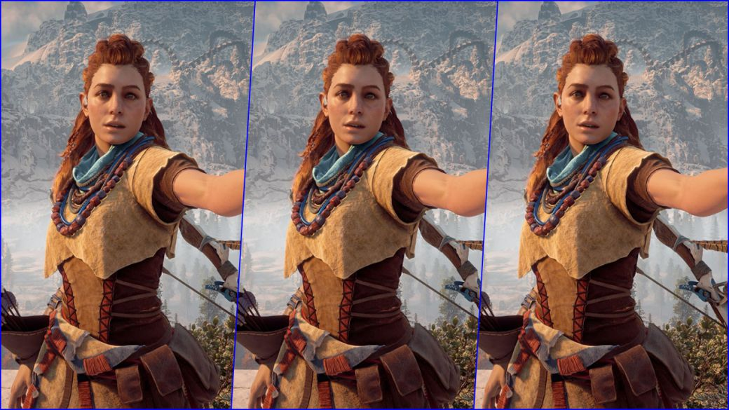 Horizon Zero Dawn: PS5, PS4 and PS4 Pro comparison after the 60 FPS patch