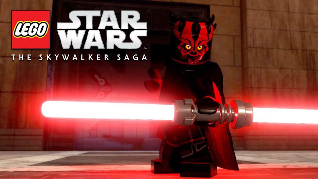 LEGO Star Wars: The Skywalker Saga |  New trailer full of nostalgia