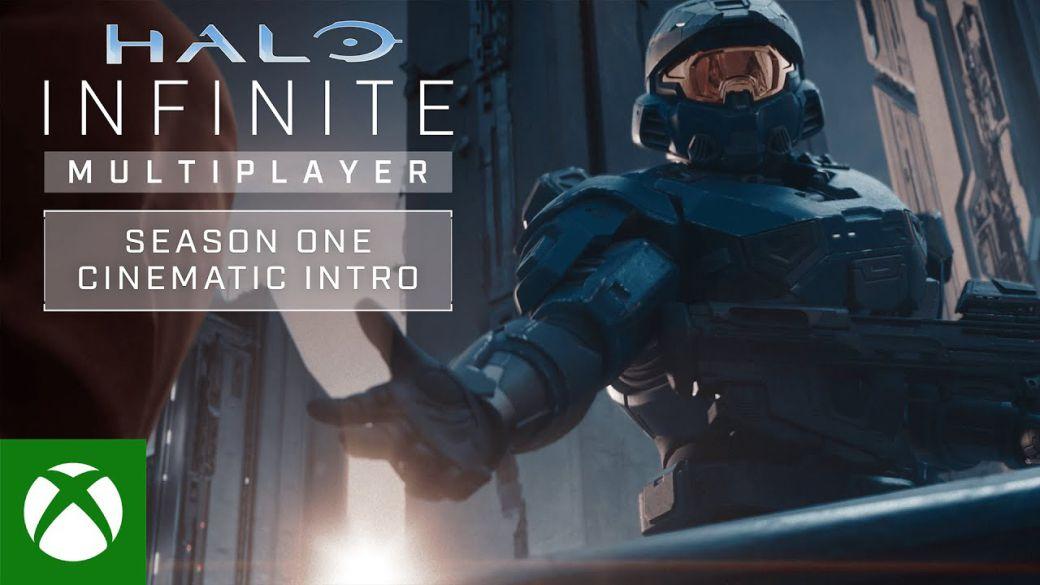 Halo Infinite |  Season 1 Cinematic Trailer