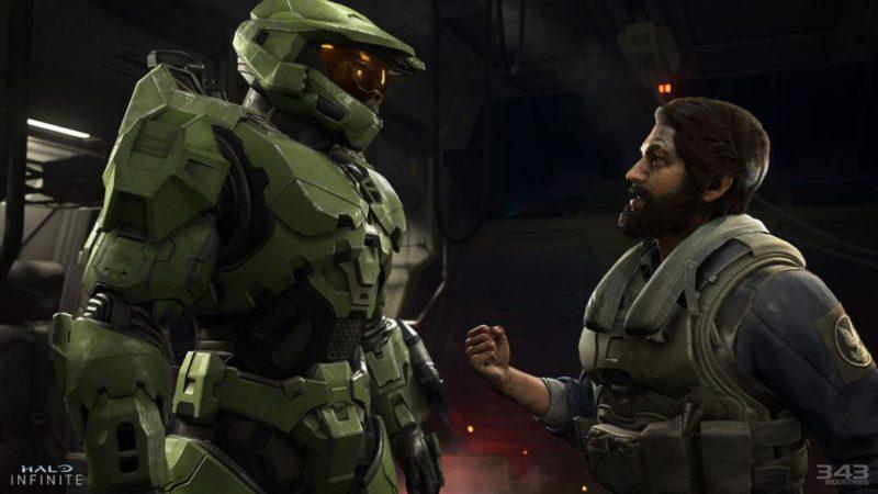 Halo Infinite will present its campaign closer to launch