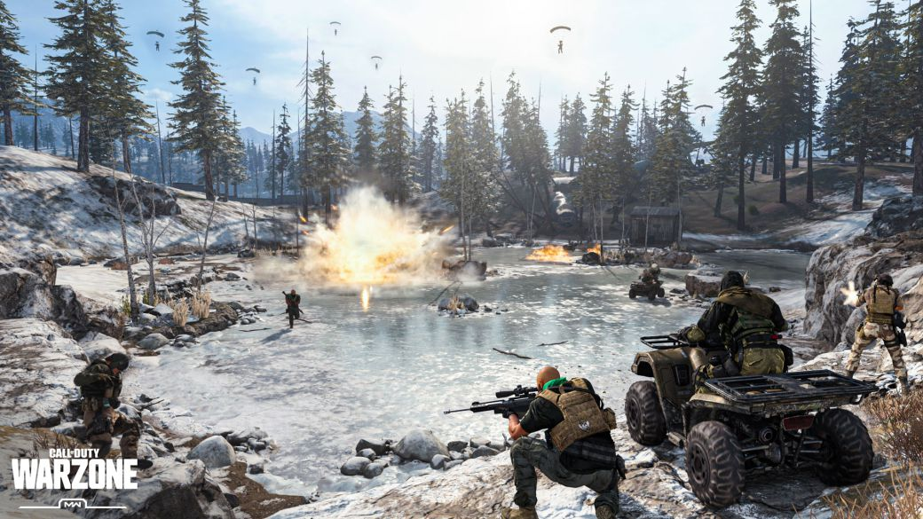 Call of Duty: Warzone gets rid of over 100,000 cheaters in a single day