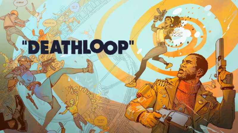 Deathloop, a true new generation game
